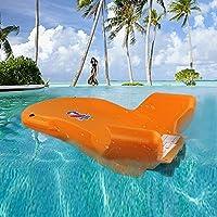 24V de la batería Driven Junta eléctrico for Paddler SUP tabla de surf con tabla de surf Kayak recargable Piscina ayudante SKYJIE (Color : Orange)