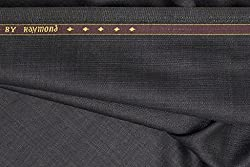 Raymond Trouser Fabric 1Pc 1.2Meter Trouser Length for Mens Solid Grey (RaySpartaQuestgrey312m)