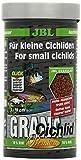JBL GranaCichlid 40562 Premium Alleinfutter für räuberische Buntbarsche
