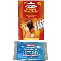 Preisvergleich für 10 Stück Wärmepflaster - langanhaltende Wärme bis zu 8 Stunden, schmerzlindernd, muskelentspannend, hypoallergen...