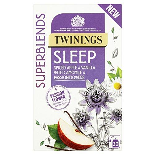Twinning Sleep Spiced & Vanilla with Camomile & Passion Flowers