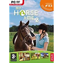 Atari My Horse & Me 2: Riding for Gold - Juego (PC, Deportes, Tate Interactive, E (para todos), ITA, Atari)