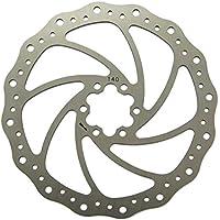 El Gallo Components Flow - Disco de freno para bicicleta, 140 mm