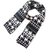 TSLX-Coreano bufanda de lana para calentar 180cmx30cm,UN
