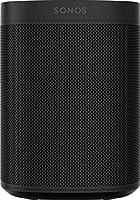 Sonos One Smart Speaker, Zwart