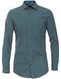 Venti Herren Businesshemd 100% Baumwolle Body Stretch