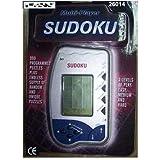 Omega 26014 Electronic Portable Battery Powered SUDOKU Random Multiplayer Game