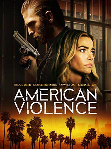 American Violence Cover