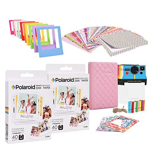 Zoll Premium ZINK Papier 80er Pack Geschenkpaket ()