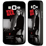 Official Billy Idol Kings & Queens Of The Underground Albums Black Aluminium Bumper Slider Case for Samsung Galaxy Grand 2