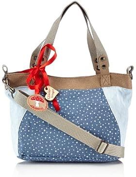 Adelheid Glückspilz Handtasche klein 11140133472 Damen Henkeltaschen 30x22x2 cm (B x H x T)