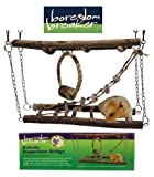 Rosewood Kleintierspielzeug Tätigkeit 5025659193625 Hängebrücke für Kleintiere