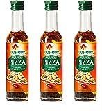 3 x Lesieur Pizza-Öl Hot & Spicy - Huile Spéciale Pizza Pimentée 500 ml Frankreich