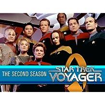 Star Trek: Voyager - Staffel 2 [dt./OV]