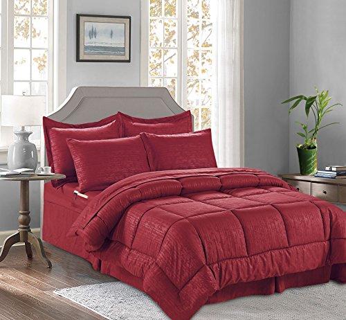 Dependable Luxurious Red Bedding Wedding Satin Bedskirt King Queen Size Bedlinen Bedsheets Silk Cotton Bedcover Bed Skirt Ture 100% Guarantee Entertainment Memorabilia