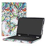 Alapmk Spécialement Conçu Protection Housses Pour 13.3' Dell XPS 13 9370 9360 9350 9343/XPS 13 2 in 1 9365 Ordinateur Portable,Love Tree