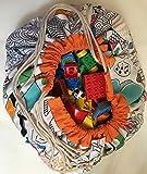 Spielzeugsack und Spieldecke - Personalisierter Spielbeutel