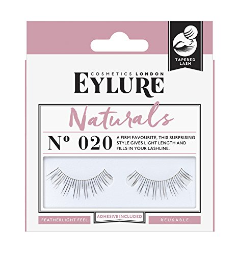 Eylure Naturals No. 020 Lashes, 1er Pack (1 x 2 Stück)