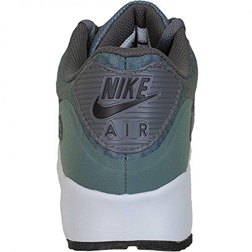 Nike Air Max 90 Ultra Essential, Entraînement de course homme Verde (Hasta/Black/Dark Grey Pure Platinum)