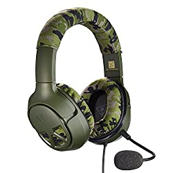 Turtle Beach Recon Camo Gaming Headset - Ps4, Xbox One & Pc