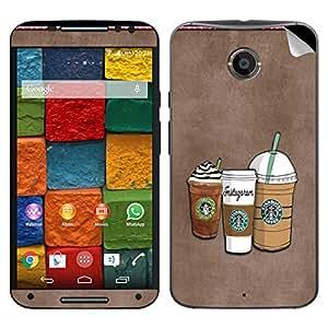 Theskinmantra Bucks Motorola Moto X2 mobile skin