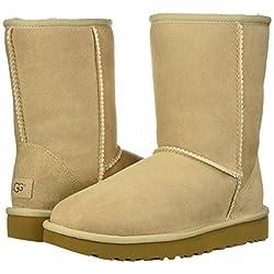 ugg australia women's classic short boots - 51xN3ezhTDL - UGG Australia Women's Classic Short Boots