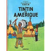 Les Aventures de Tintin. Tintin en Amerique (Mini-Album, 4/4)