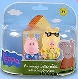 Peppa Pig Coppia Di Personaggi Serie 4 Modelli Assortiti 1 Pz Ccp05391