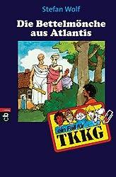 TKKG - Die Bettelmönche aus Atlantis: Band 13