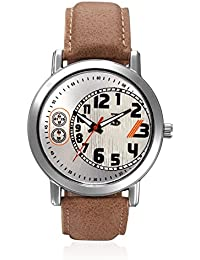 TSX Analog Watch With Leather Strap WATCH-001