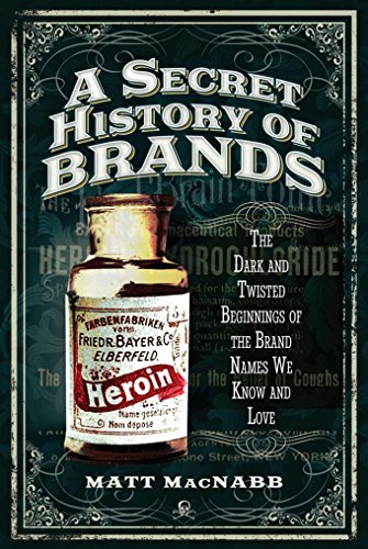 A Secret History of Brands: The Dark and Twisted Beginnings of the Brand Names We Know and Love (English Edition) por Matt MacNabb