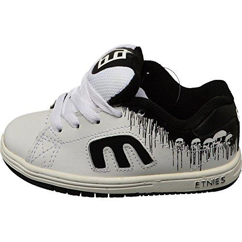 Etnies Calli Cut SMU skateshoe Kids, (bianco - nero), 35
