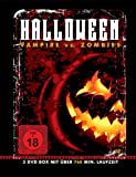 Halloween Box - Vampire vs. Zombies [3 DVDs] [Edizione: Germania]