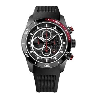 Hugo Boss 1512661 - Reloj analógico de cuarzo para hombre con correa de silicona, color negro de Hugo Boss
