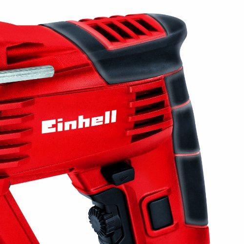 Einhell Bohrhammer TC-RH 800 E (800 W, 2,5 J,Bohrleistung Ø in Beton 26 mm, SDS-Plus-Aufnahme, Metall-Tiefenanschlag, Koffer) - 3