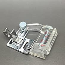 Patilla para máquina de coser, compatible con equipos Brother, Janome, Toyota y Singer