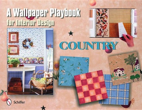 A Wallpaper Playbook for Interior Design: Country -