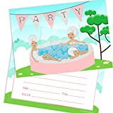 Best Game hot tubs - Girls Hot Tub Party Invitations - Ready to Review
