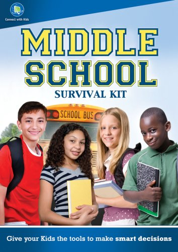 Preisvergleich Produktbild Connect with Kids: Middle School Survival Kit