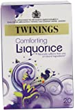 Twinings Liquorice Infusion 20 Tea Bags (Pack of 4, total 80 Tea Bags)