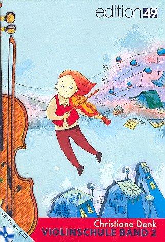Violinschule Band 2 (+CD)