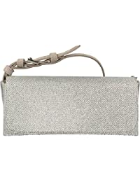 Womens Zislote_mel Bowling Bag silver Silber (Platino) Unisa
