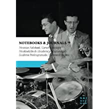 Carnet de Musique Notebooks & Journals, McKinley (Jazz Notes Collection) Extra Large: Couverture souple (17.78 x 25.4 cm)(Carnet à musique, Cahier de musique)