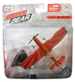 Maisto Speed Tailwinds Gear Red Stunt Pl...