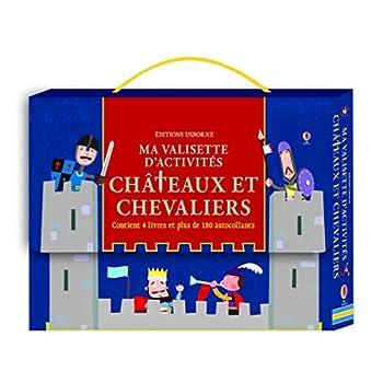 Ma valisette d'activités - Châteaux et chevaliers