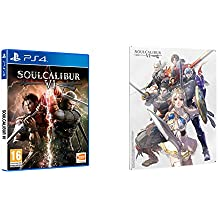Soulcalibur VI + Metal Plate - Bundle Limited - PlayStation 4
