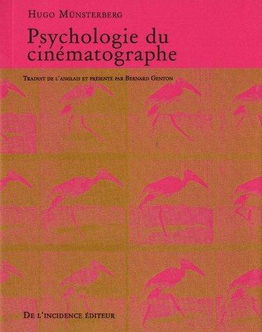 Psychologie du cinématographe