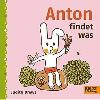 Anton findet was: Vierfarbiges Pappbilderbuch