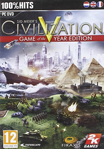Civilisation V Game of the year edition