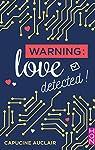 Warning : love detected ! par Auclair